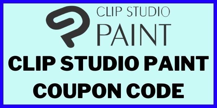 Clip-Studio-Paint-Coupon-Code