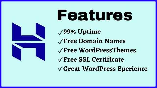 Hostinger WordPress Hosting Features Review