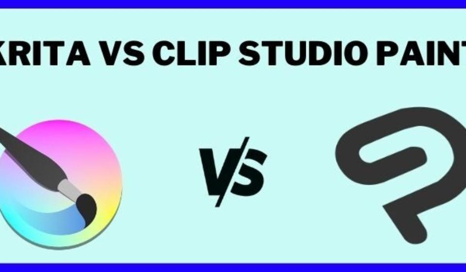 Krita Vs Clip Studio Paint